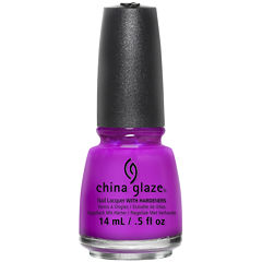 China Glaze® Purple Panic Nail Polish - .5 oz.