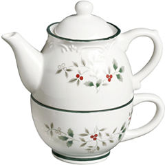 Pfaltzgraff® Winterberry Tea For One Serving Pot