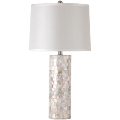 Good JCPenney Home™ Mother Of Pearl Table Lamp