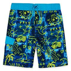Arizona Boys Doddle Swim Trunks-Preschool