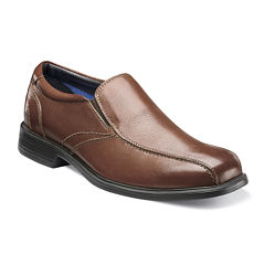 Florsheim® Freedom Mens Leather Slip-On Shoes