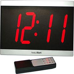 Sonic Alert SA-BD4000 Big Display Maxx Alarm Clock