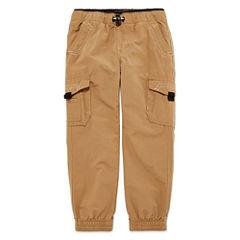 Ocean Current Poplin Jogger Pants - Preschool Boys