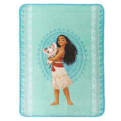 Disney Moana Throw