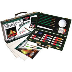 Color Oil Painting for Beginners Set
