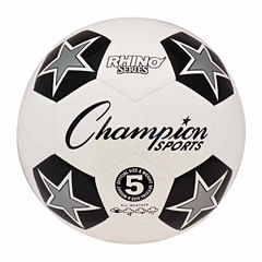 Champion Sports Rhino Series 3 Soccer Ball