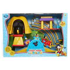 Disney Mickey Mouse Toy Playset - Boys