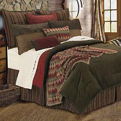 HiEnd Accents Wilderness Ridge Comforter Set