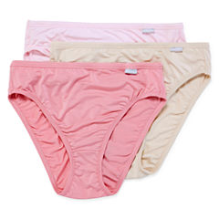 Jockey® Elance® Supersoft 3-pk. French-Cut Panties - 2071