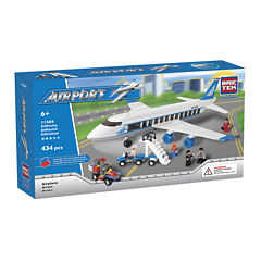 BricTek Airplane Building Set