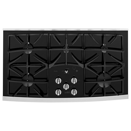 GE Profile™ 36 Built-In Gas Cooktop With 5 Burners