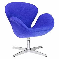 Club Swan Chair