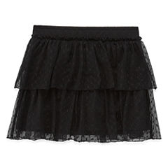 Total Girl Knit Skorts - Preschool Girls