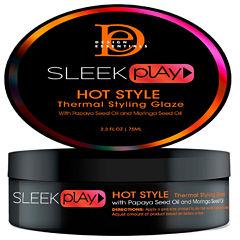 Design Essentials® Sleek Play Hot Style Thermal Styling Glaze 2.3oz