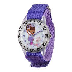 Disney Kids Purple Doc McStuffins Watch