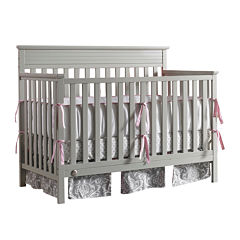 Fisher-Price Newbury Convertible Crib - Misty Grey