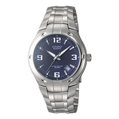 Casio® Edifice Mens Stainless Steel Watch EF106D-2AV