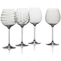 Mikasa® Cheers Set of 4 21-oz. White Wine Glasses