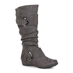 Journee Collection Jester Womens Slouch Boots