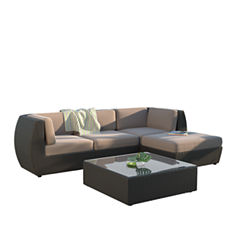 Seattle 5 Piece Chaise