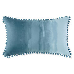 JCPenney Home Clarissa Oblong Decorative Pillow