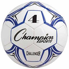 Champion Sports Challenger 4 Soccer Ball
