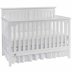 Fisher Price Colton Convertible Crib - White
