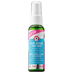 First Aid Beauty Hello Fab Vital Greens Face Mist