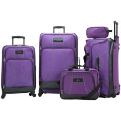 Luggage Sets Under $20 for Memorial Day Sale - JCPenney