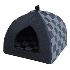 Petpals Checker Pet Cabana