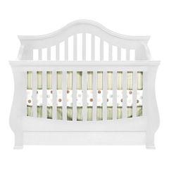 DaVinci Ashbury 4-in-1 Convertible Crib - White