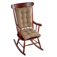 Klear Vu Twillo Jumbo Universal Rocking Chair Cushions
