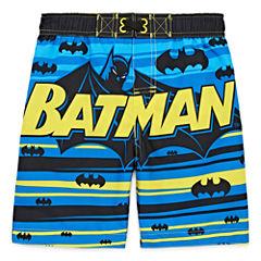 Boys Batman Trunks-Toddler