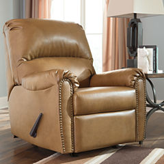 Signature Design by Ashley® Lottie Durablend® Rocker Recliner