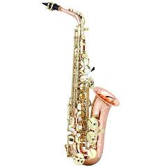Ravel Paris Professional Eb Rose Brass Alto Saxophone