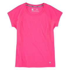 Xersion Short Sleeve Performance T-Shirt - Girls' 7-16 and Plus