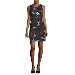 Worthington Floral Shift Dress
