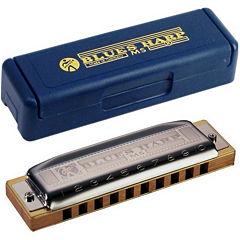 Hohner Blues Harp MS Modular System Diatonic Harmonica in C-Major