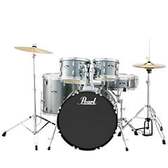 Pearl Roadshow RS525S 5-Piece Drumset with Hardware & Cymbals