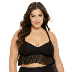 juniors plus size swimsuit tops under $15 for labor day sale