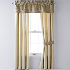 River Oaks 2-Pack Rod Pocket Curtains