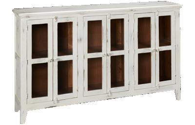 International Furniture Direct Antique 6 Door Console