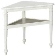 Trade Winds   Sandra Triangle Accent Table