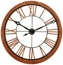 Howard Miller Thatcher Wall Clock