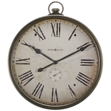 Howard Miller Gallery Pocketwatch Wall Clock