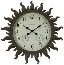 Howard Miller Sunburst II Outdoor Clock