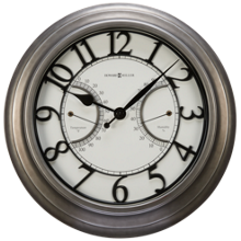 Howard Miller Tawney Outdoor Wall Clock