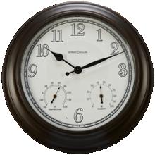 Howard Miller Briar Outdoor Wall Clock