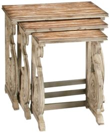Hooker Furniture Rhapsody 3 Nesting Tables