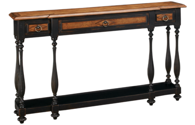 Hooker Furniture Sanctuary 3 Drawer Console